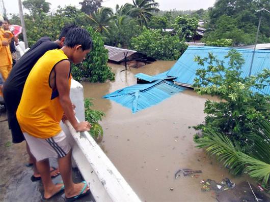 Filipiny - Sztorm tropikalny Jangmi zabił co najmniej 21 osób 5
