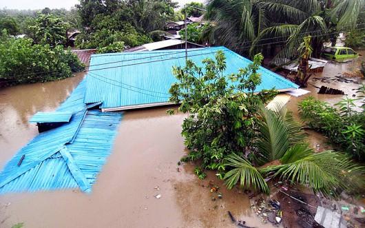 Filipiny - Sztorm tropikalny Jangmi zabił co najmniej 21 osób 6