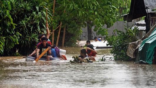 Filipiny - Sztorm tropikalny Jangmi zabił co najmniej 21 osób 8