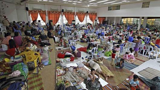 Filipiny - Tajfun Hagupit uderzył we wschodnie wybrzeże 3