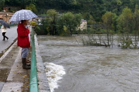 Francja - Powódź dziesięciolecia i klęska żywiołowa na południu kraju 7