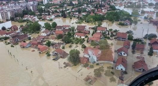 Grecja - Ulewne deszcze i gwałtowna powódź 2