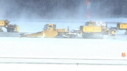 Hokkaido pod grubą warstwą śniegu 3