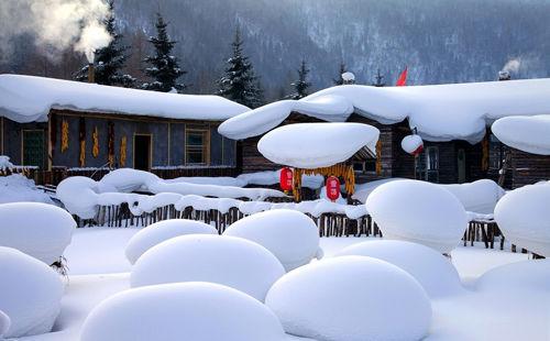 Japonia - W ciągu doby w spadł ponad metr śniegu 2