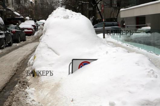 Powietrze znad Syberii zmroziło Bułgarię, 14 stopni mrozu i zaspy na dwa metry 2