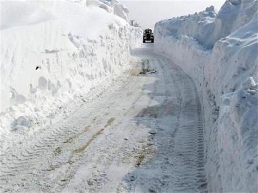 Powietrze znad Syberii zmroziło Bułgarię, 14 stopni mrozu i zaspy na dwa metry 3
