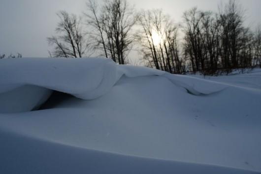 Powietrze znad Syberii zmroziło Bułgarię, 14 stopni mrozu i zaspy na dwa metry