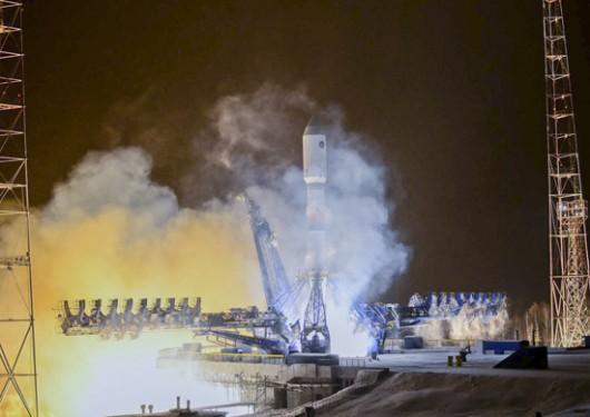 Rosja - Rakieta nośna Sojuz-2.16 wyniosła na orbitę satelitę nawigacyjnego nowej generacji Glonass-K