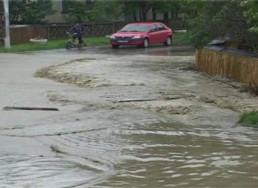 Rumunia - Przez ulewne deszcze ucierpiało 140 miejscowości 1