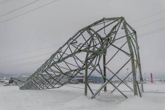 Słowenia - Deszcz, śnieg i mróz 5