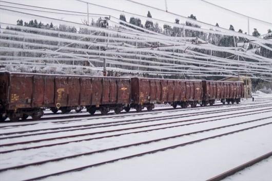 Słowenia - Deszcz, śnieg i mróz 7