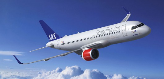 Samolot SAS