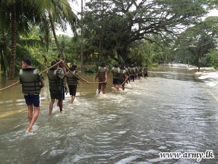 Sri Lanka - Jedna z największych powodzi w historii kraju 1