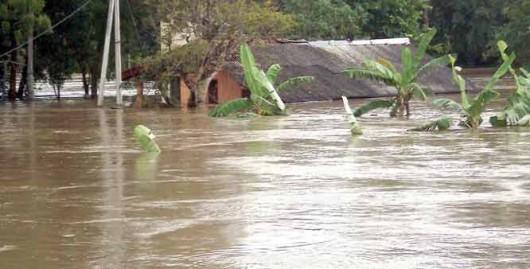 Sri Lanka - Jedna z największych powodzi w historii kraju 2