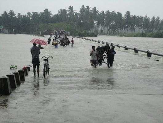 Sri Lanka - Jedna z największych powodzi w historii kraju 3