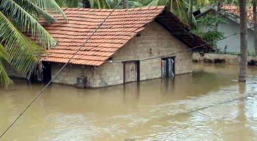 Sri Lanka - Jedna z największych powodzi w historii kraju 4