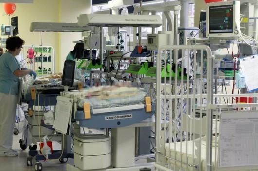 Szpital, oddział dziecięcy