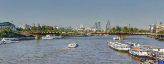 UK - Projekt Garden Bridge Trust 2
