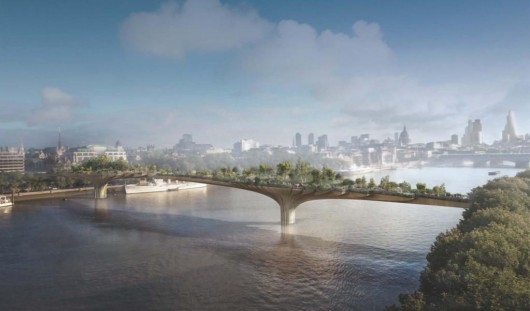 UK - Projekt Garden Bridge Trust 3