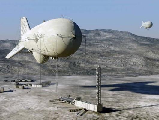 USA - Sterowce zawisną ponad 3 kilometry nad Waszyngtonem 2