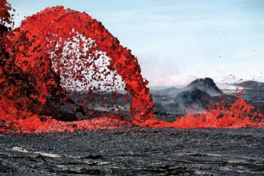 Wulkan Kilauea 2