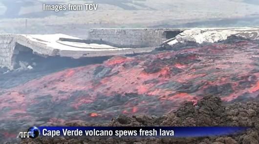 Wulkan Pico de Fogo