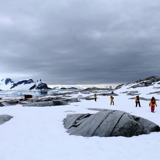 Wyspy Króla Jerzego - Antarktyda