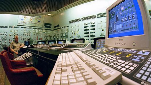Zaporoże, Ukraina, elektrownia atomowa