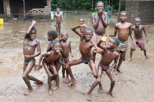 Afryka - Ogromna powódź w Malawi 4