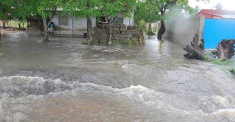 Afryka - Ulewne deszcze i powódź w Mozambiku 5