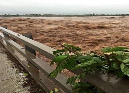 Afryka - Ulewne deszcze i powódź w Mozambiku 6