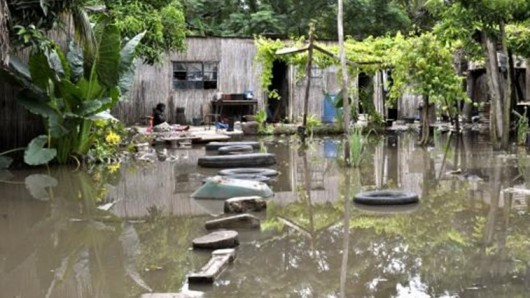 Afryka - Ulewne deszcze i powódź w Mozambiku 7