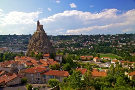 Aiguilhe - Francja