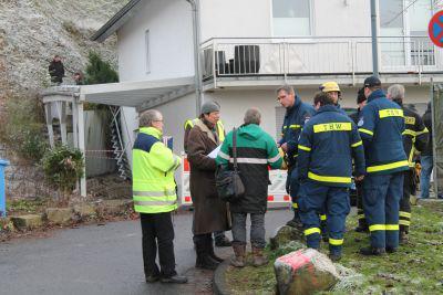 Austria - Powolne osuwisko ziemi w Linz