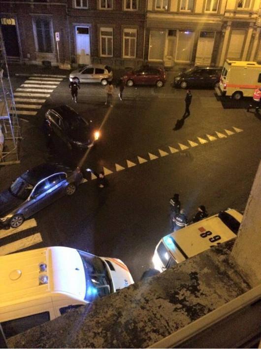 Belgia - Akcja terrorystyczna w Verviers, dwie osoby zginęły