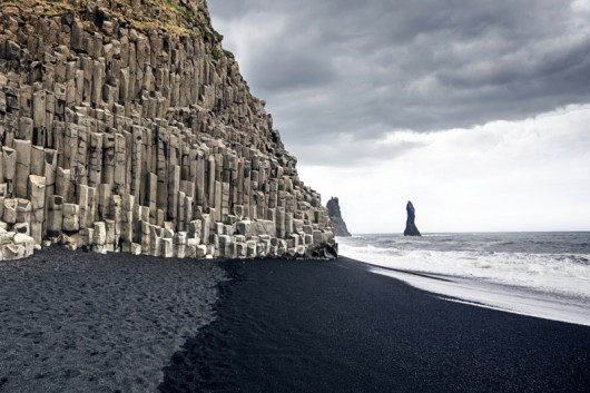 Black Sand Beach of Vik - Islandia