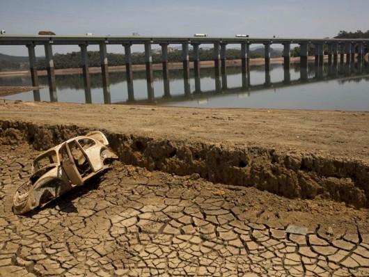 Brazylia - Największa susza od 1930 roku 1