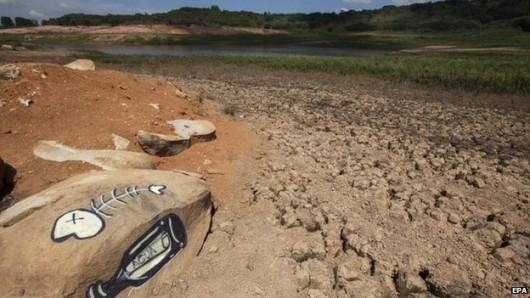 Brazylia - Największa susza od 1930 roku 2