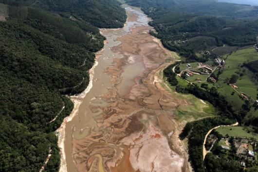 Brazylia - Największa susza od 1930 roku 5