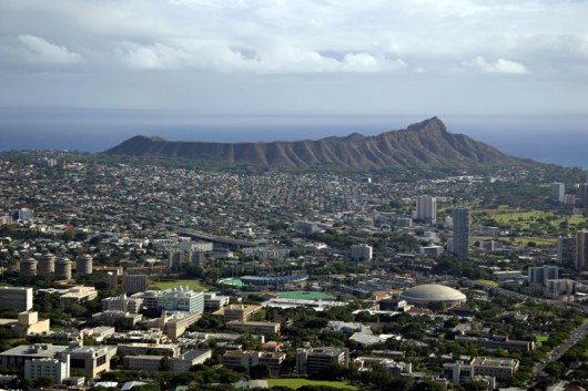 Diamond Head State Monument - Hawaje