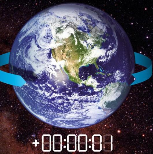 Doba będzie dłuższa o jedną sekundę