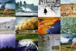 Ekstremalne zjawiska, anomalie pogodowe