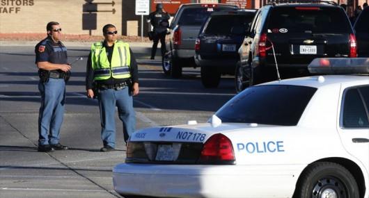 El Paso, USA - Nieznany sprawca wszedł na teren kliniki dla weteranów, zastrzelił jedną osobę