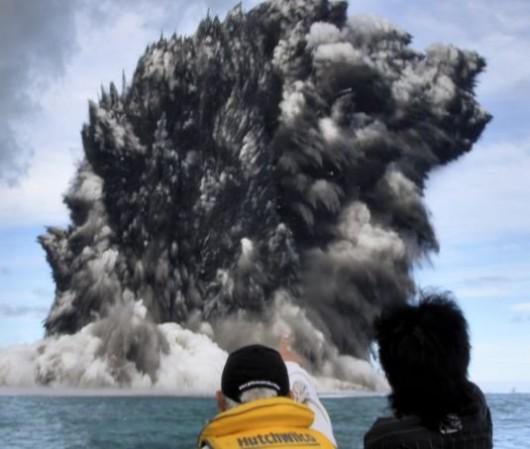 Erupcja wulkanu Tonga-Hunga Ha'apai 2