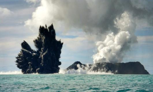 Erupcja wulkanu Tonga-Hunga Ha'apai