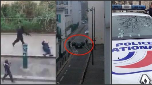 Francja - Zamach terrorystyczny w centrum Paryża, terroryści zabili 12 osób 2