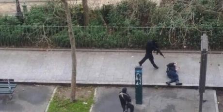 Francja - Zamach terrorystyczny w centrum Paryża, terroryści zabili 12 osób 3