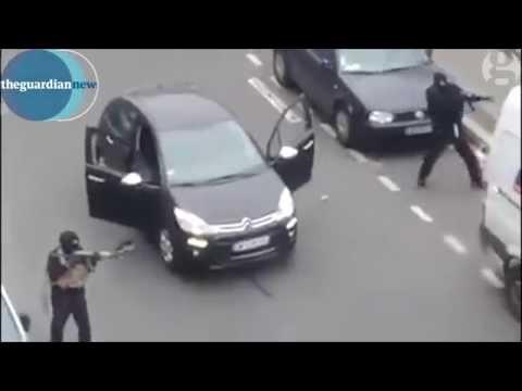 Francja - Zamach terrorystyczny w centrum Paryża, terroryści zabili 12 osób 4