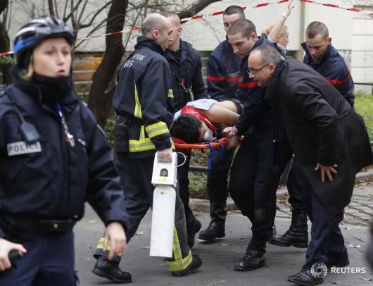 Francja - Zamach terrorystyczny w centrum Paryża, terroryści zabili 12 osób