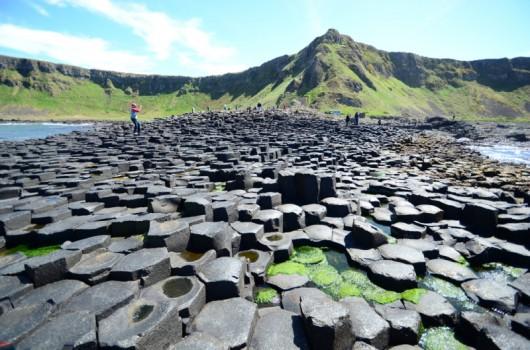 Giants Causeway - Północna Irlandia
